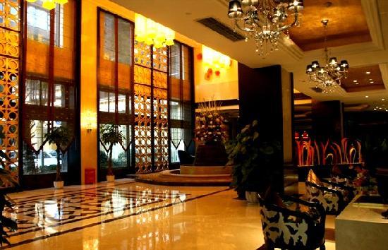 JD Fine Hotel: 酒店大厅