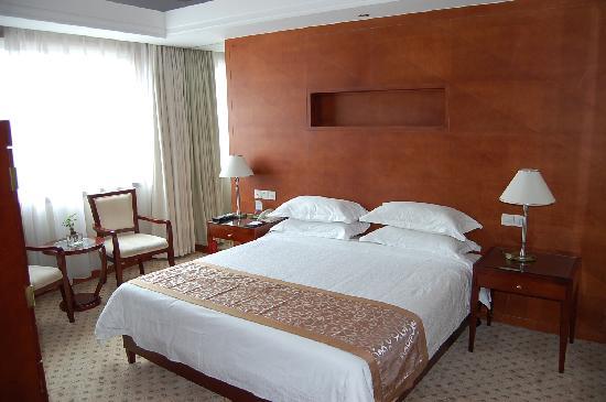 Jiangxi Guomao Hotel: 客房-单人间