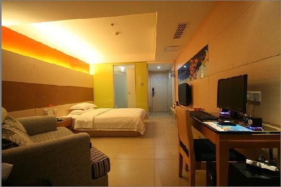 Yunqi Hotel: 商务大床房