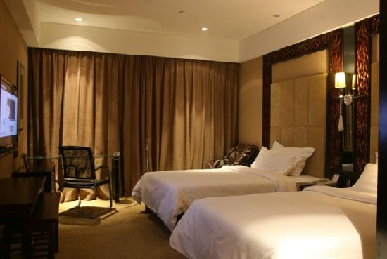 JD Fine Hotel: 酒店标间
