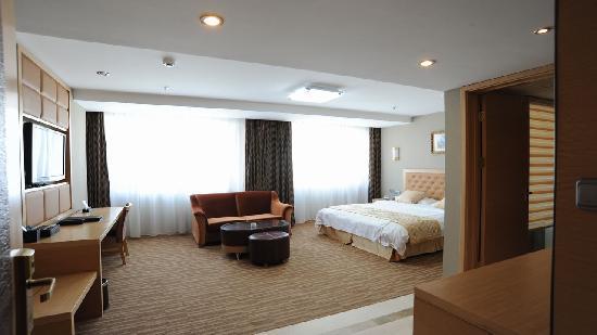 King Hall Hotel: 高级海景单间