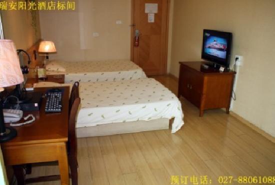 Rui'an Sunshine Hotel: 商务标准间