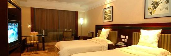 Jinghai Hotel: 豪华双人间