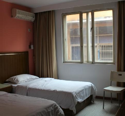 Jinghai Hotel: 标准双人间