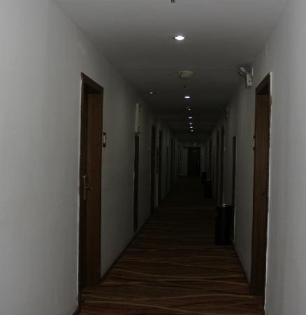 Jinghai Hotel: 走道