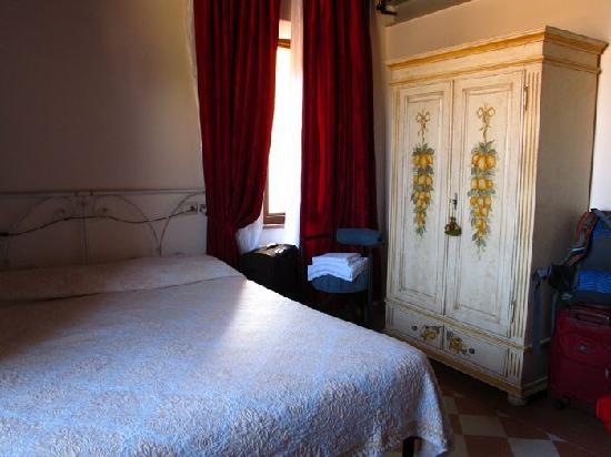 Casa Mastacchi: 这是复式房间的一楼