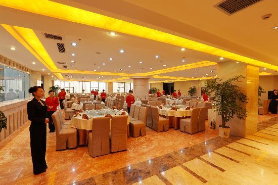 Jialong International Hotel: 中国餐馆
