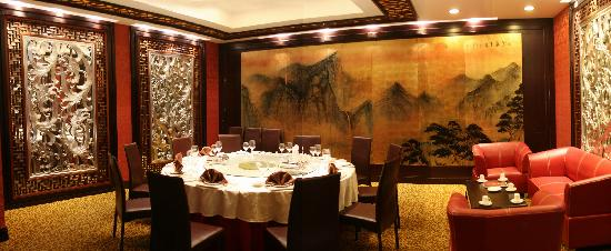 Imperial Court Hotel: 盛世唐宫餐厅