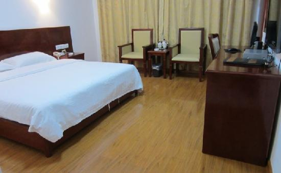 Yasite Hotel Nanning East Hengyang Road: 单人间