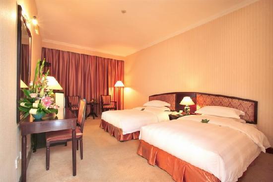Jin Hua Hotel: 豪华双人间