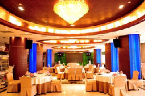 Yuan Du Hotel: 酒店3楼元都府