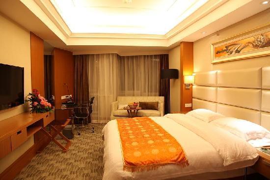 Golden Sea View Hotel: 海景豪华单间