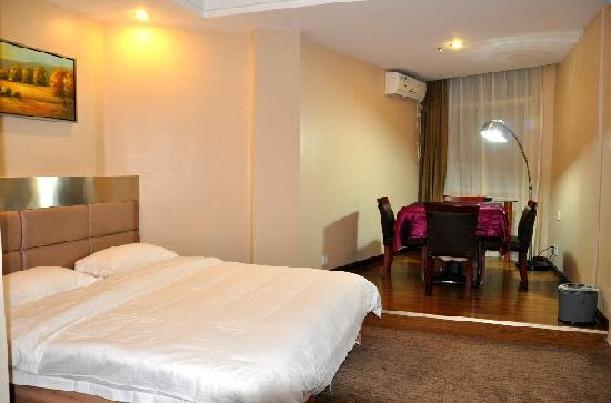 Lijing Hotel Ruijin Road: 照片描述