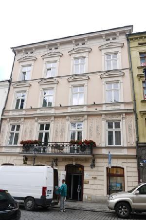 Senacki Hotel: krakow