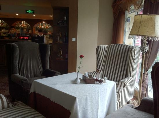 Sai Na Holiday Hotel: 酒店餐厅