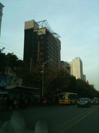 Jinfeng Hotel: 外观
