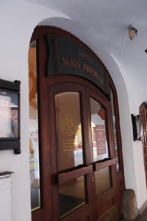 Hotel Maly Pivovar: maly