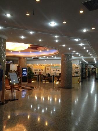 United Star Business Hotel: lobby