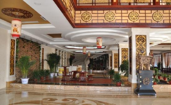 Beizhen, จีน: 大厦尚园一楼大堂