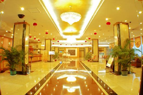 Three Gorges Hotel Xiba : 大堂
