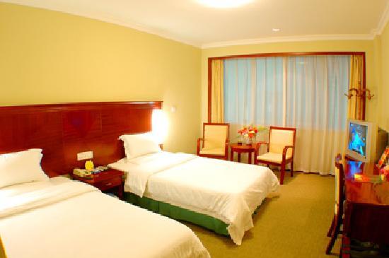 Three Gorges Hotel Xiba: 标间