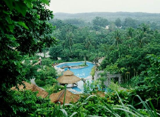 Paradise Rainforest Spa & Resort hotel Sanya