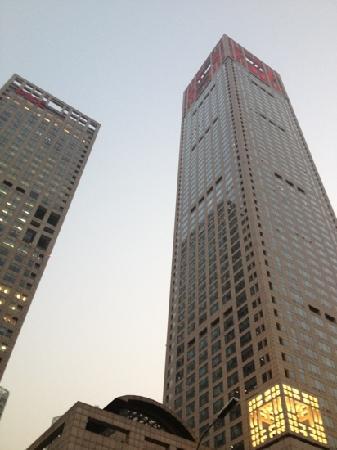 Park Hyatt Beijing: 外面