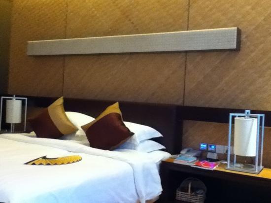 Qishu Lake Wonderland Hotel: 大床房