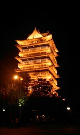 Qingfeng Pavilion: 清风阁