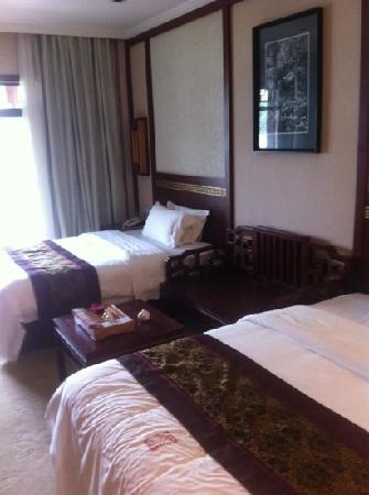 Guilinyi Royal Palace: 公园里的园林式宾馆,倍感舒适