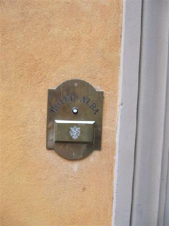 Hotel Alba Palace: 标志,