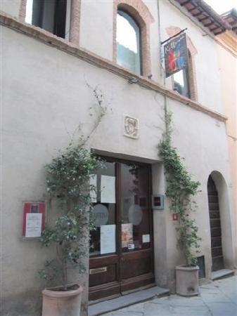 Hotel Vecchia Oliviera: 外面