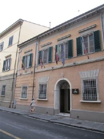 Hotel Novecento: 建筑