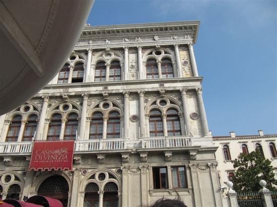 Casino' di Venezia : 建筑