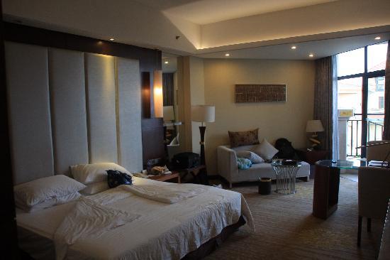 Wanda Realm Xiamen North Bay: 客房