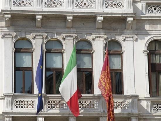Ruzzini Palace Hotel: 外面