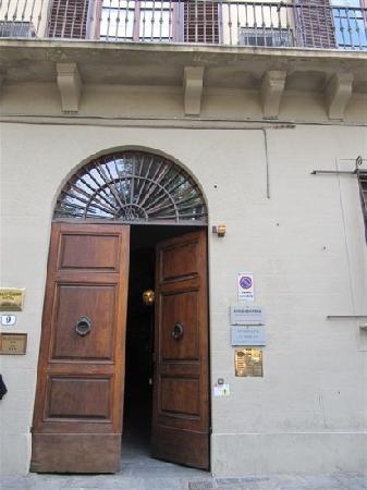 Hotel Palazzo Guadagni: 门