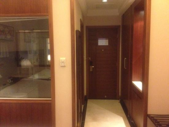 Shenzhen Fortune Hotel: 门厅