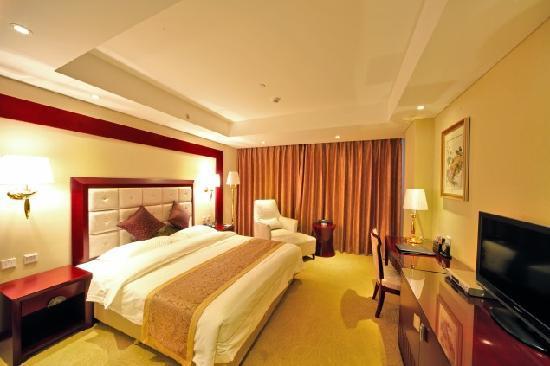 Yuhuagong Hotel : 照片描述