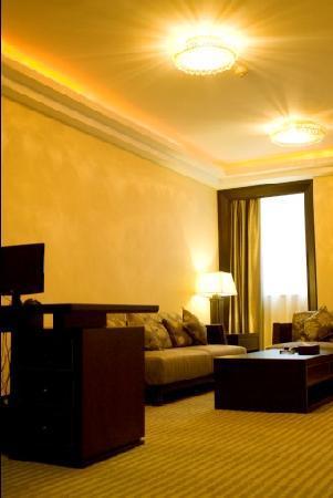 Wenzhou Hotel: 豪华套房