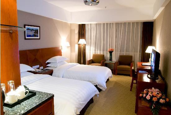 Huangshan Tiandu International Hotel: 商务标准间