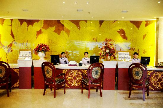 World Traders Hotel Zunyi : 照片描述