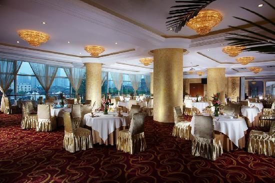 Puxi New Century Hotel Shanghai: 四季轩中餐厅