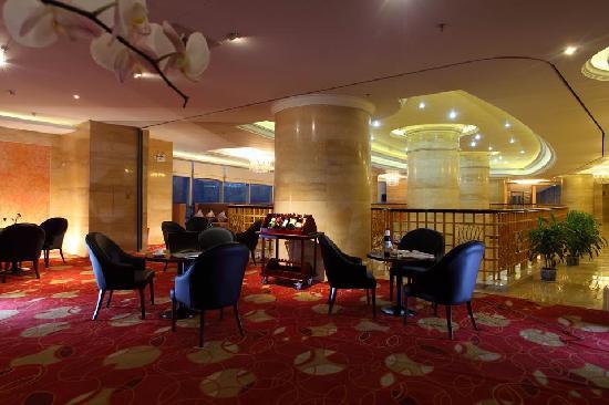 Puxi New Century Hotel Shanghai: 悦廊吧