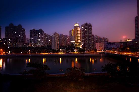 بوكسي نيو سنشري هوتل شنغهاي: 酒店外景