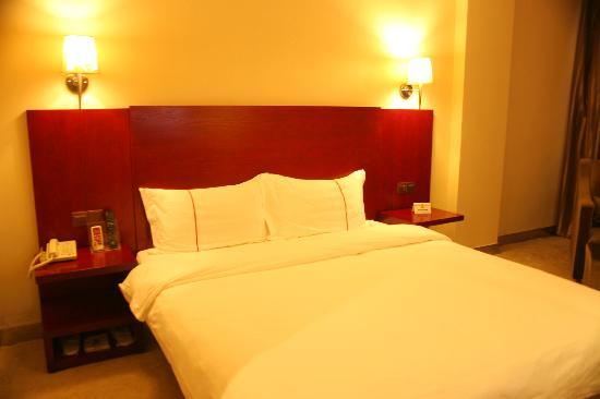 Super 8 Hotel Yinchuan Nan Men Guang Chang: 单标