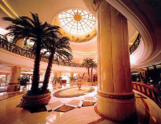 Tarim Hotel : 酒店大堂
