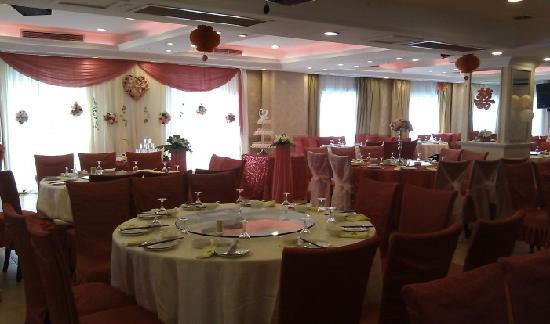 Ai Ding Bao Hotel: 餐厅