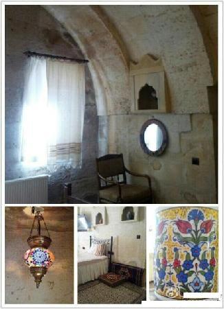 Vineyard Cave Hotel: room