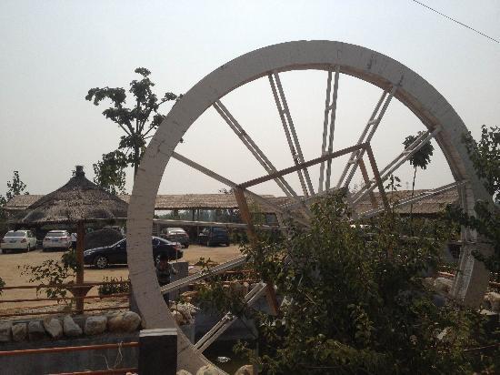 Tianfu Farm House : 酒店外景